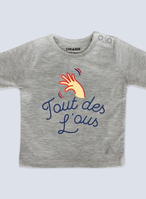 Toutdeslous-Tout des lous-toedeloe-cheaque-baby
