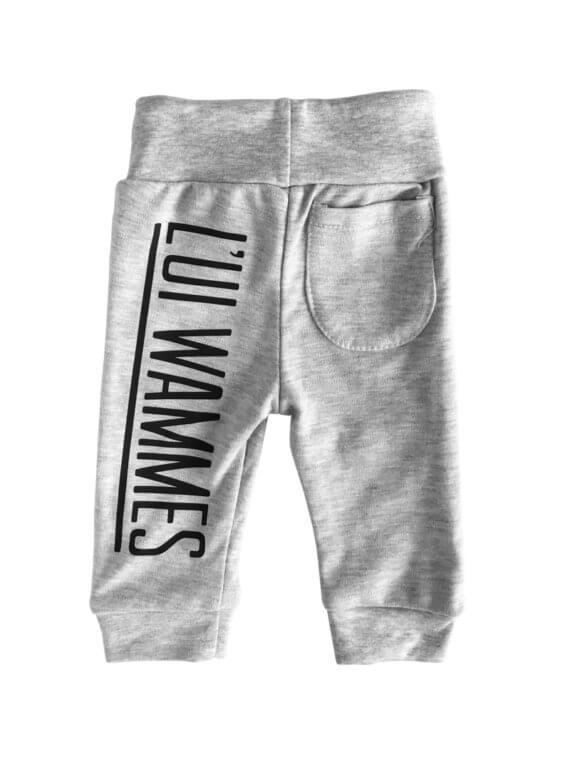baby jogger- luiwammes-joggingpants-cheaque