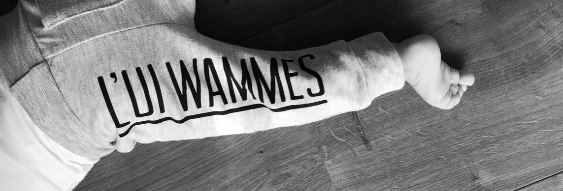 Luiwammes - Baby jogger - Joggingpants - Cheaque - Cheaque blog - blog