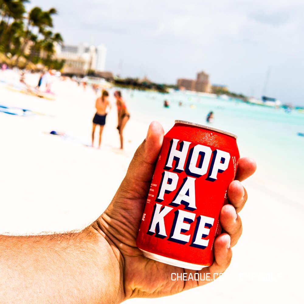Cheaque blog-Speciaalbier in blik-Hoppakee