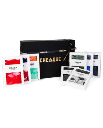 Boxershort pakket - Cheaque - boxers - cadeaupakketten - giftshop