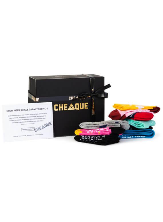 kidssocks pakket - cheaque - cadeaupakketten