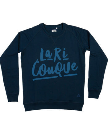 La ri couque - sweater - cheaque