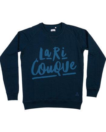 La ri couque - sweater - cheaque