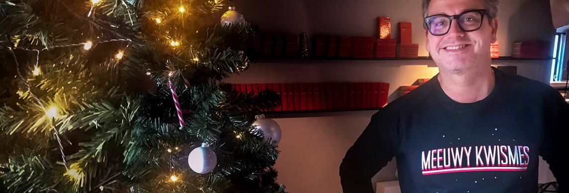 Kersttrui Morgen In Huis.Meeuwy Kwismes Namens Guus Meeuwis Cheaque Blog