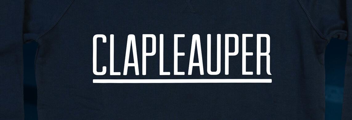 Clapleauper - Cheaque - Print van de week - Cheaque Blog
