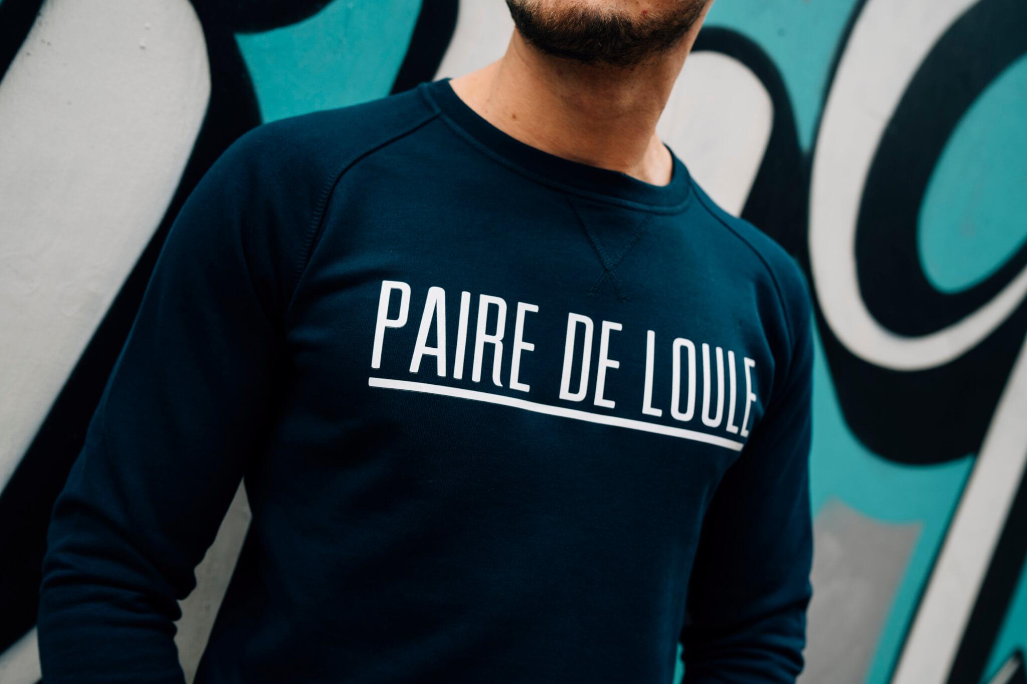 Paire de loule sweater - Cheaque - Retailtrends 2019