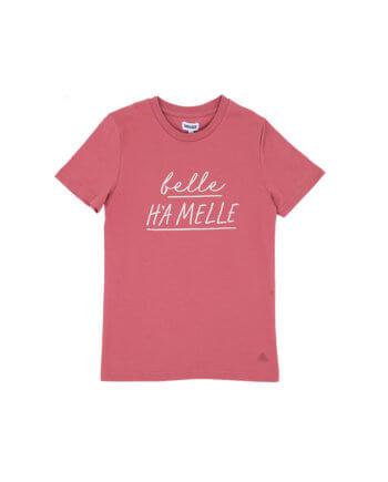 BELLE H'A MELLE DARKROSE KIDS T-SHIRT