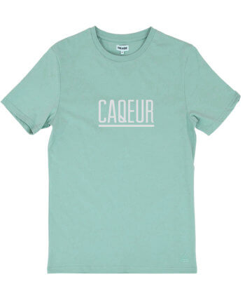 CAQEUR MINT T-SHIRT