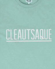 Cleautsaque streep_mint_print