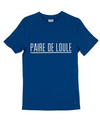 PAIRE DE LOULE BLAUW T-SHIRT