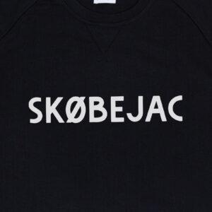 SKOBEJAC ZWART SWEATER