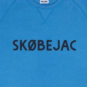 SKOBEJAC BLAUW SWEATER