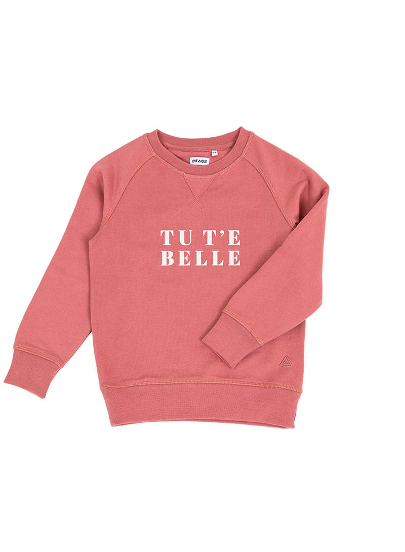 TU T E BELLE DARKROSE KIDS SWEATER