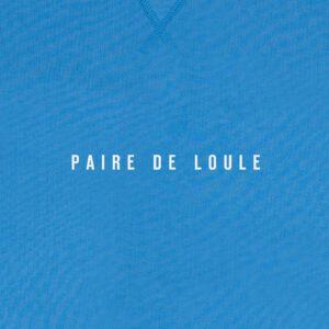 PAIRE DE LOULE BLAUW SWEATER