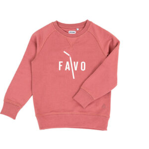 FAVORIETJE DARKROSE KIDS SWEATER