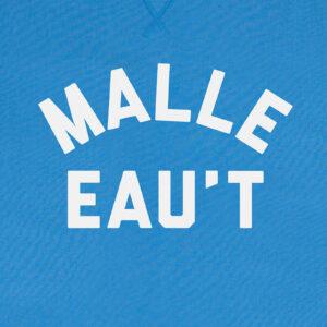 MALLE EAU T BLAUW SWEATER