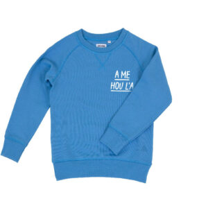 A ME HOU L A BLAUW KIDS SWEATER
