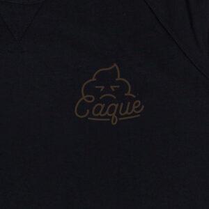 CAQUE ZWART SWEATER