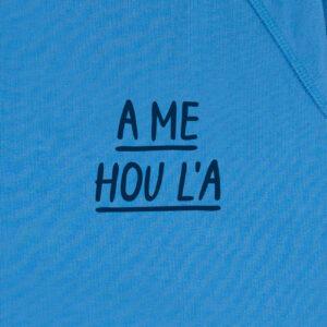 A ME HOU L A BLAUW SWEATER
