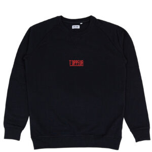 T OPPEUR ZWART SWEATER