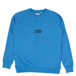 T OPPEUR BLAUW SWEATER