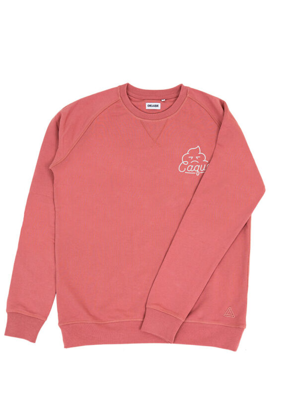 CAQUE DARKROSE SWEATER