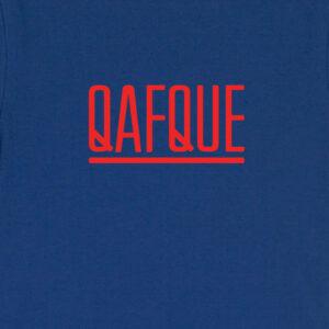 QAFQUE BLAUW / ROOD