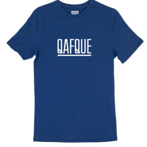 QAFQUE BLAUW / WITTE