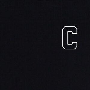 C BLACK TEE