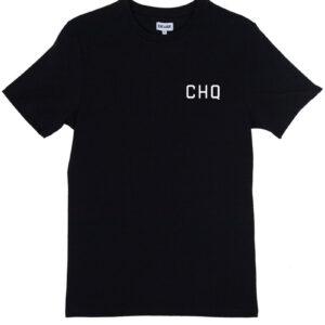 CHQ BLACK TEE