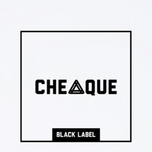 CHEAQUE BLACKLABEL BLOCK WHITE TEE