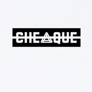 CHEAQUE LOGO WHITE TEE