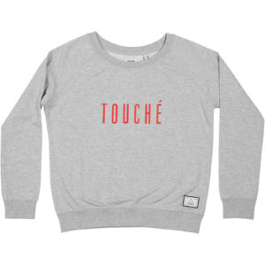 TOUCHE LADIES SWEATER