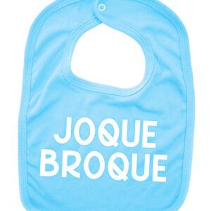 JOQUE BROQUE SLABBER BABYBLAUW