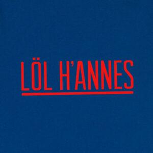 LOL HANNES BLAUW