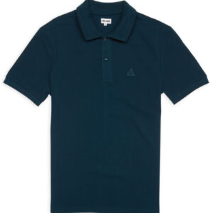 CHEAQUE LOGO DONKERBLAUW POLO