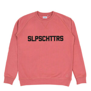 SLPSCHTTRS DARKROSE SWEATER