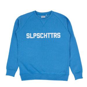 SLPSCHTTRS BLAUW SWEATER