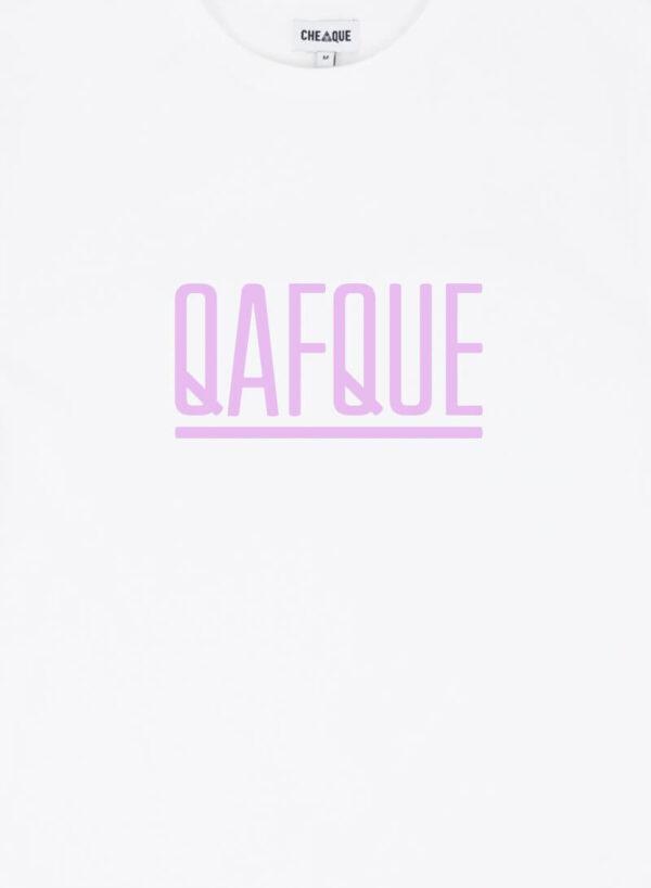QAFQUE WIT / ROZE