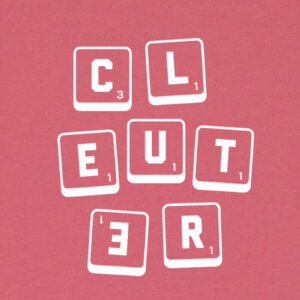 CLEUTER SCRABBLE DARKROSE KIDS