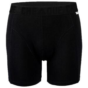 Cheaque boxer zwart - Cheaque boxer - Boxershort mannen